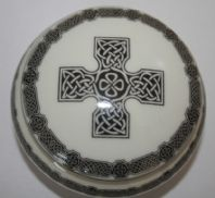 Trinket Box - Celtic Cross Design